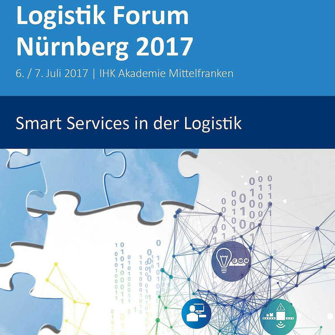 prof dr ing ralf bogdanski von der th n rnberg stellt pilotprojekt bei logistik forum. Black Bedroom Furniture Sets. Home Design Ideas